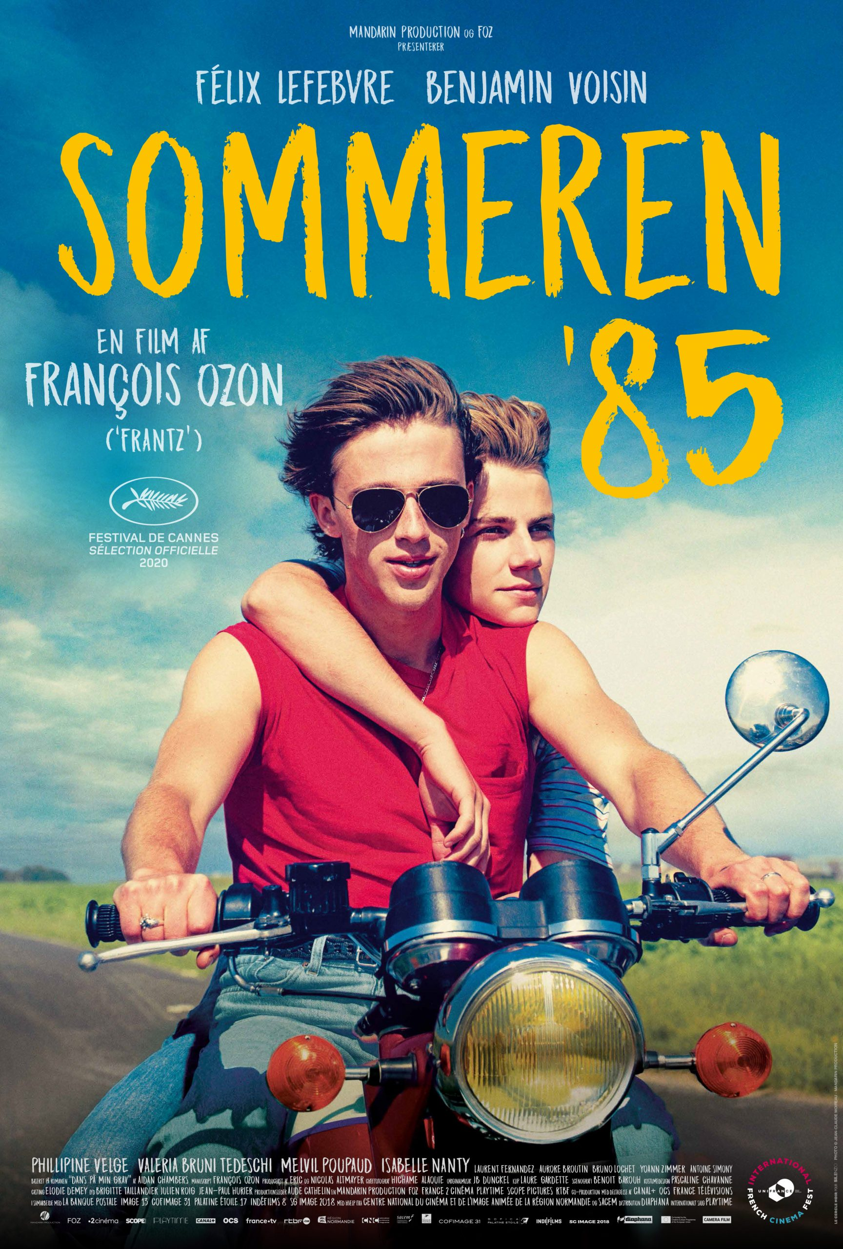 Sommeren-'85_poster